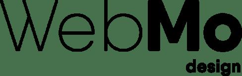 webmo design logo