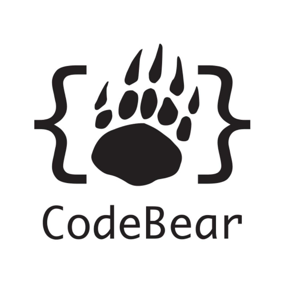 codebear logo